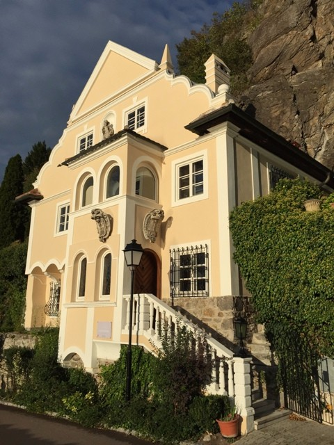 "Our home in the Wachau, ""Villa Schonthal"""